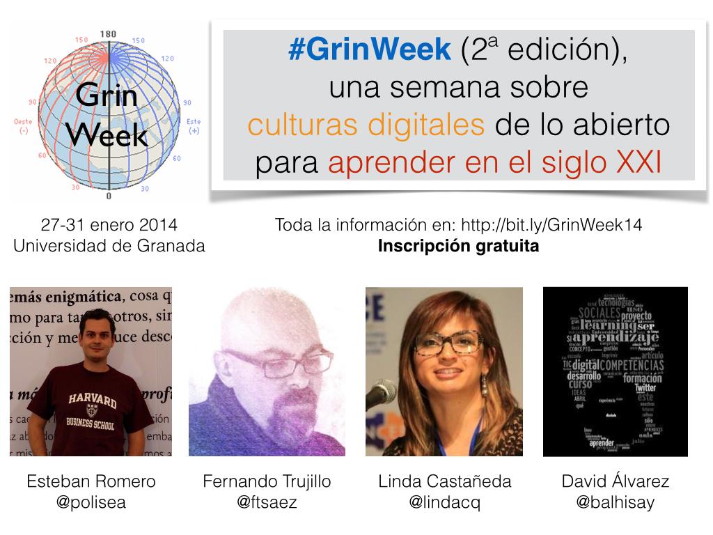 GrinWeek 2014