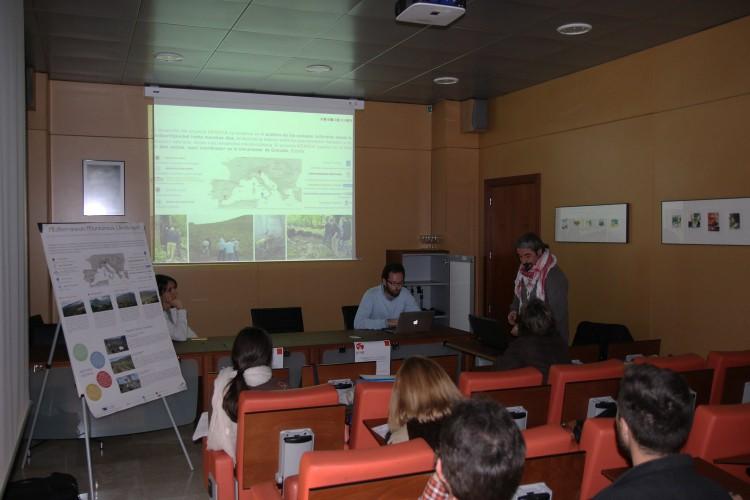 Presentación Jose Mª Martín Civantos