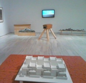 "Exposición ""Paisajes indeterminados"""